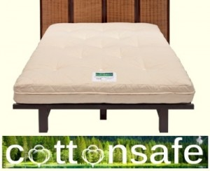 CottonSafe futon Mattress 400